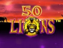50 Lions logo
