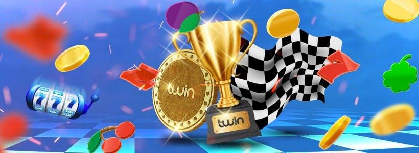 Súper carrera por Semana de TwinCasino
