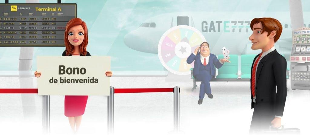 Gate777 bonos