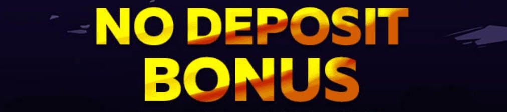 Bonos sin deposito - Lista Completa