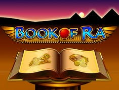 Book of Ra logo