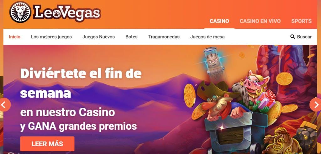 LeoVegas Casino online en chile