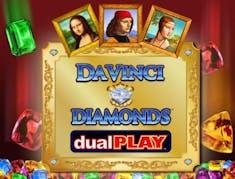 Da Vinci Diamonds Dual Play logo