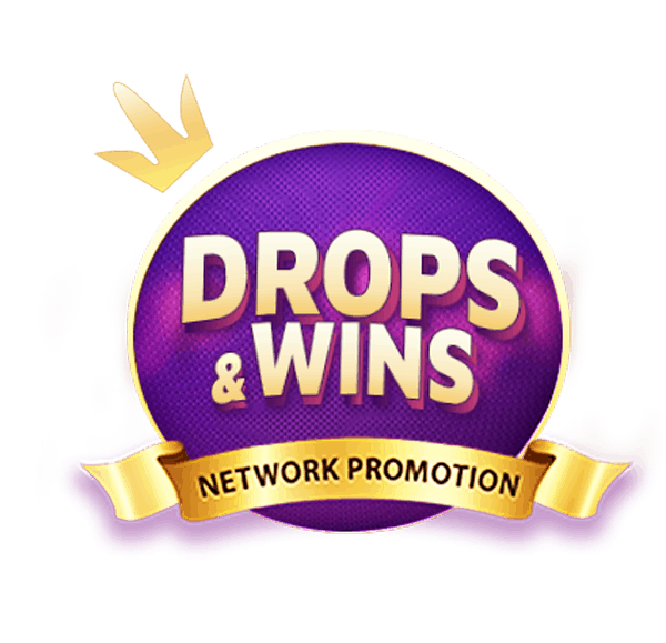 Drops and Win de Coolbet