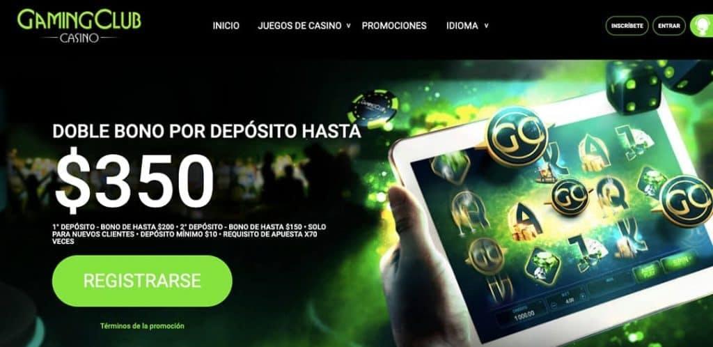 Gamingclub Bonos