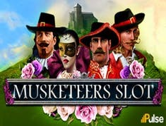 Musketeer Slot logo