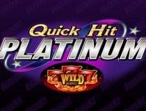 Quick Hit Platinum Triple Blazing 7s logo