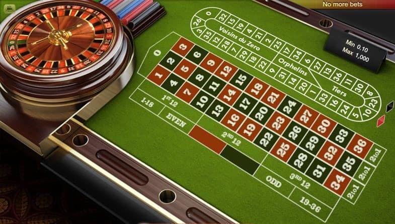 Ruleta en 22Bet Casino