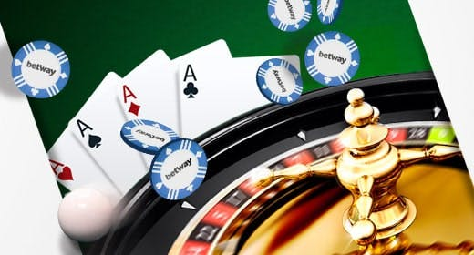 Ruleta en Betway casino