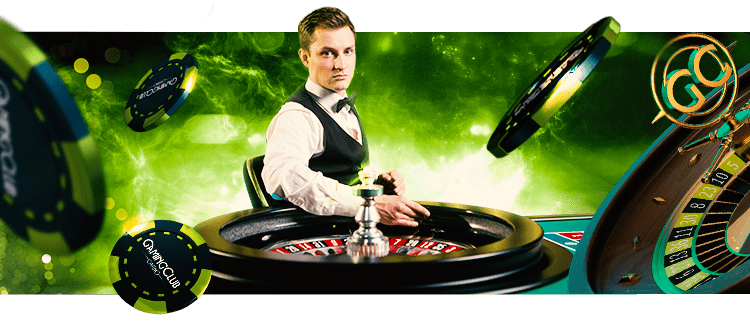 Ruleta en GamingClub casino