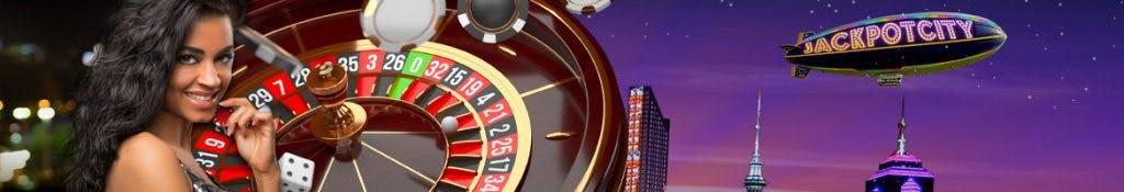 Ruleta en JackpotCity casino