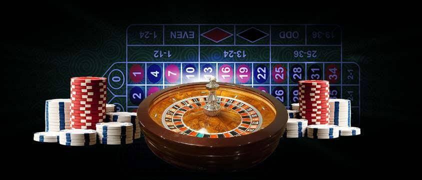 Ruleta en Spin Palace casino