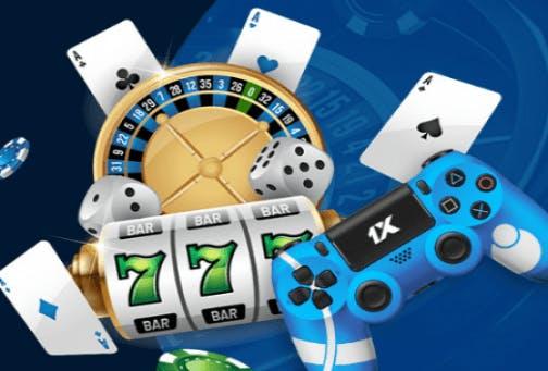 Juegos de casino de 1xbet