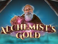 Alchemist's Gold logo