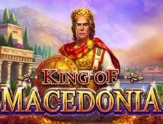 King of Macedonia logo