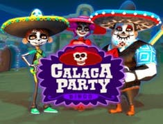 Calaca Party Bingo logo