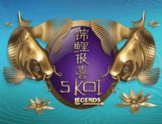 5 Koi logo