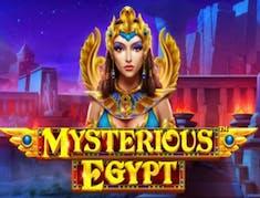 Mysterious Egypt logo