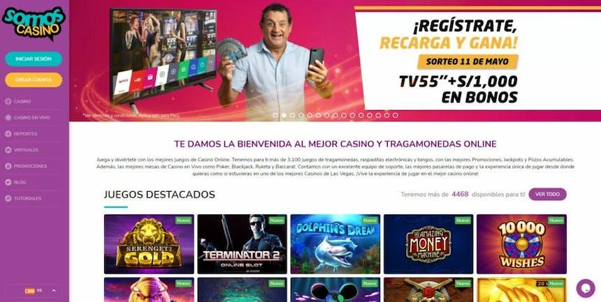 juegos de slot online en Somos