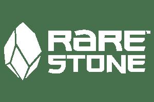 Rarestone Gaming logo