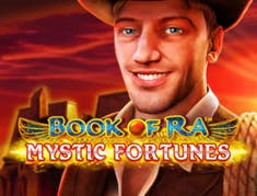 Book of Ra Mystic Fortunes logo